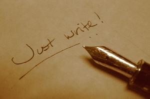 Писать!